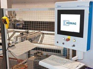 Επισκευη βιομηχανικου υπολογιστη Homag 85