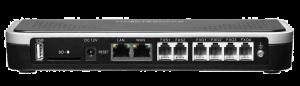 Τηλεφωνικό κέντρο IP Grandstream UCM6204 Back